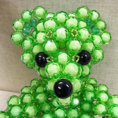 緑のクマさん5