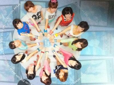 AKB48 2012年初水着披露!-5