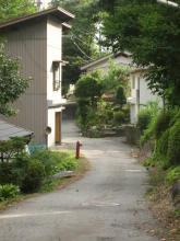 徳音寺集落