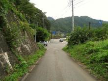 旧中山道・元橋付近