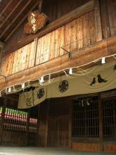 上松の八幡神社
