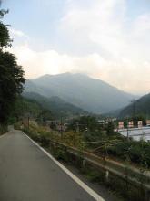 旧中山道・小野原付近