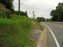 旧中山道・境の沢付近