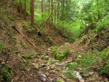 エゲ坂の旧道