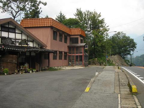 関山関所跡