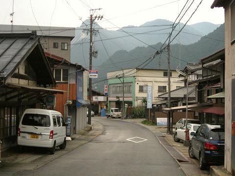 野尻宿中町