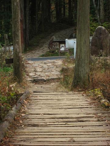 馬籠峠旧道