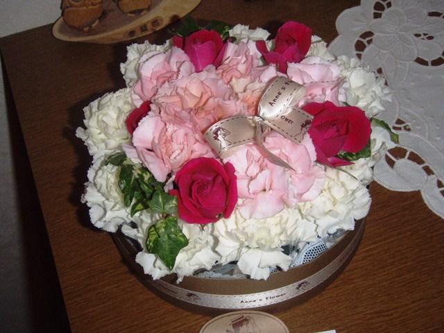 花のケ-キ110227