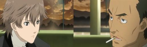 ペルソナ PERSONA-trinity soul- 第3話 マレビト 感想 レビュー キャプ画 画像 5