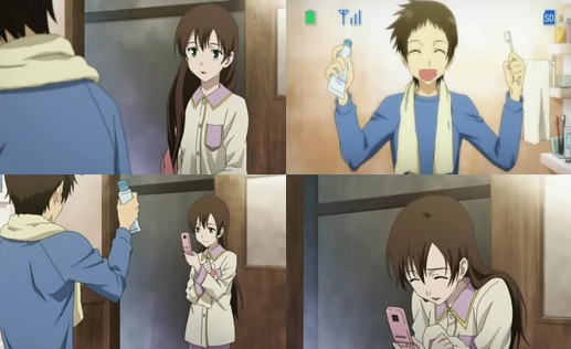 true tears 第4話 はい、ぱちぱちってして 感想 キャプ画 画像 8