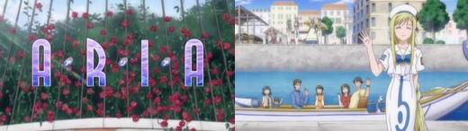 ARIA The ORIGINATION 感想 画像 レビュー 1
