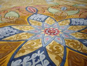 モスク絨毯2