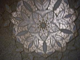 モスク絨毯2対比