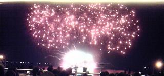 2012花火、中国