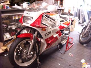 MさまTZR250 20110807 001