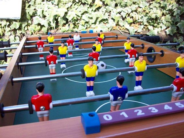サッカーゲーム