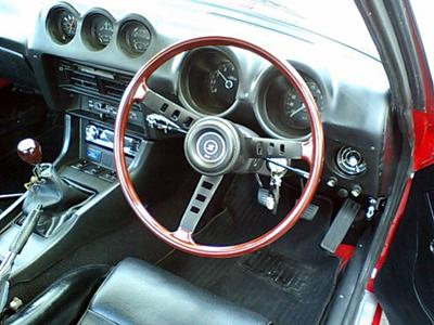 S30Zウッドハンドル