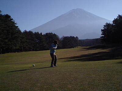 富士山ゴルフ