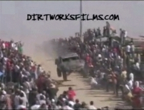 Rally Car Clips Camera Man