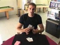 こんな人とは絶対ポーカー勝負したくない凄腕カードマジシャン