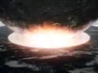 巨大隕石衝突シミュレーション