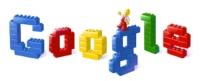 GoogleのLEGOロゴ