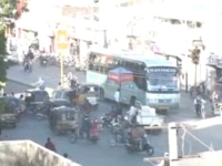 インドの交差点