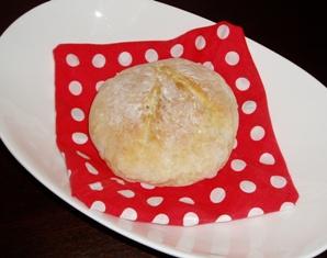 もっちり丸パン