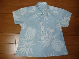 パイナップルシャツ