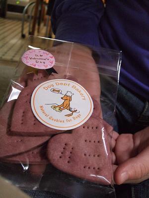 バレンタインデー クッキー