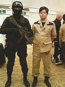 連邦軍兵士
