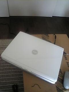 真っ白PC