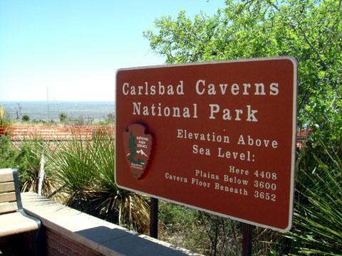 カールズバッド洞窟群国立公園