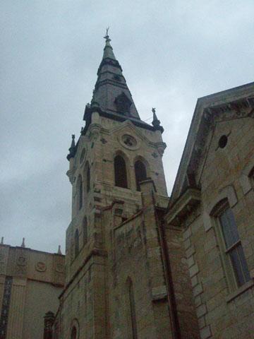 セントジョセフ ダウンタウン教会