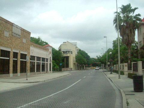 サンアントニオ ダウンタウン