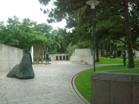 スカルプチャー・ガーデン