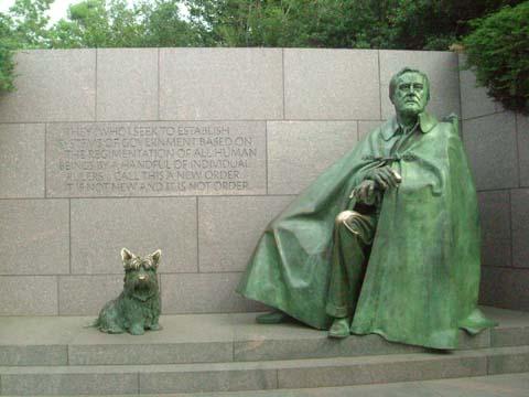 フランクリン・D・ルーズベルト記念公園