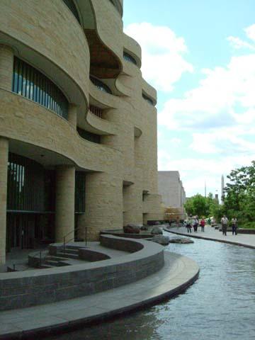 国立アメリカ・インディアン博物館