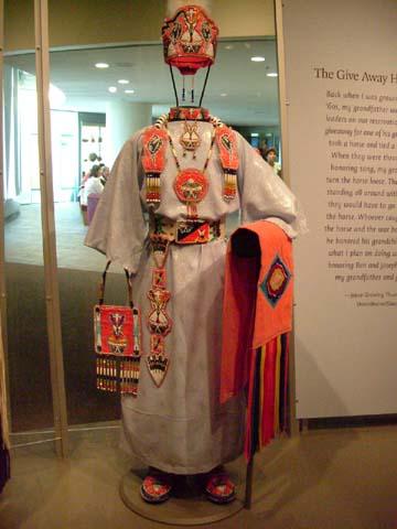インディアン衣装