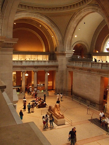 メトロポリタン美術館/ニューヨーク