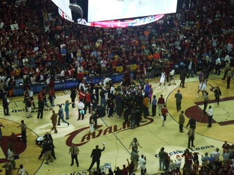 NBAカンファレンスファイナル
