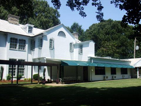 エルビス・プレスリー邸