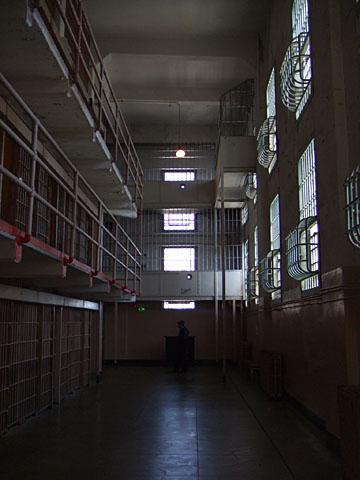 アルカトラズ連邦刑務所