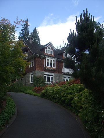 カート・コバーン邸