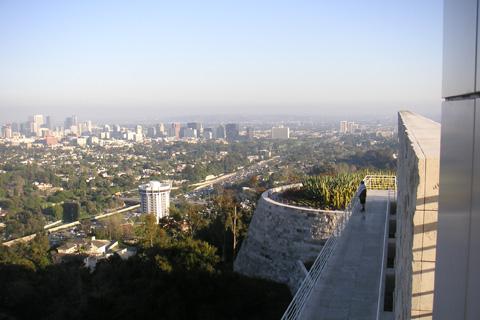 ロサンゼルス郊外