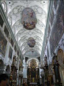 ザルツブルグ~大聖堂