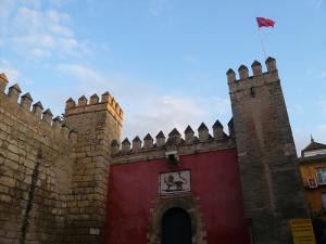 アルカサル正門