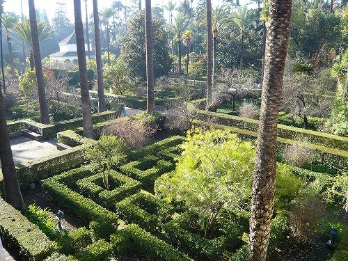 アルカサル庭園