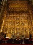 カテドラル内祭壇
