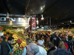 バルセロナ「サン・ジュゼップ市場」